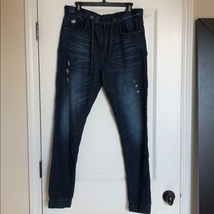 Men's buffalo jog jeans